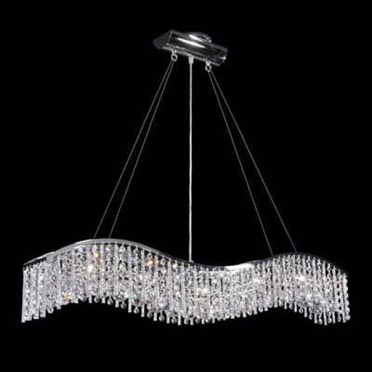 Welcome to chinachandelierwe specialize in making high end contemporary crystal chandelier in polished chrome finish aloadofball Gallery